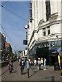 SJ8498 : Debenhams, Market Street, Manchester by Gerald England