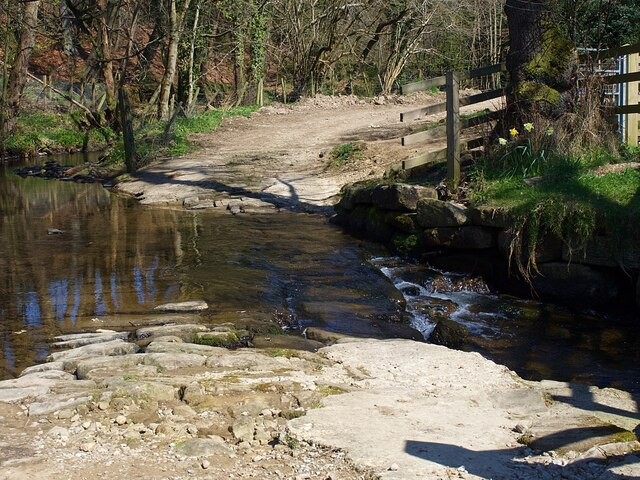 Ford at Fell Beck Mill