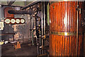 NZ2513 : Tees Cottage Pumping Station - beam engine by Chris Allen