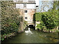 TG1130 : River Bure as it passes beneath Corpusty Mill by Adrian S Pye