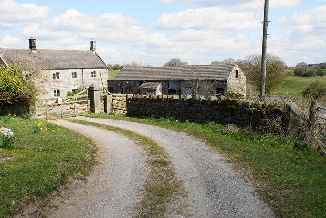 High Ashes Farm