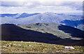 NN6743 : Short grass of declining slope by Trevor Littlewood
