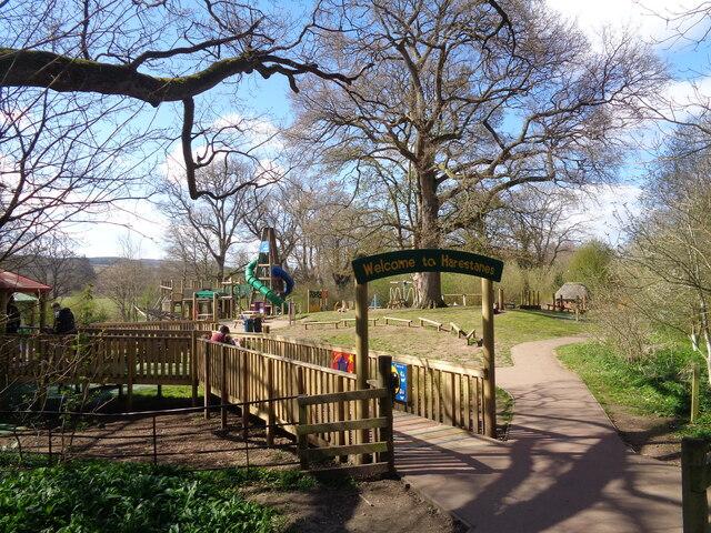 Children's Playpark at Harestanes