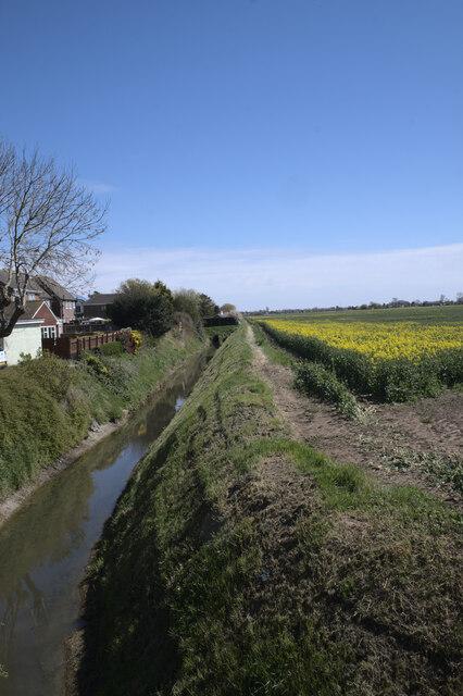 The Westlode Drain