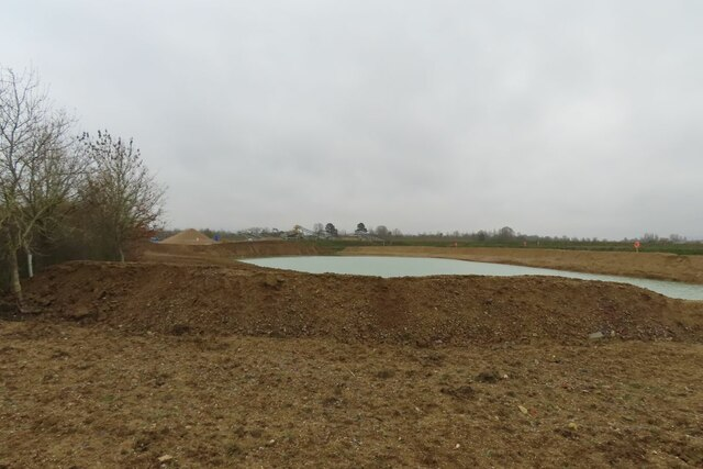 The Gravel pit