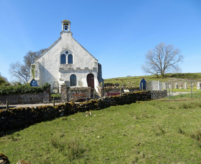Church of Scotland at Clachan, Lismore