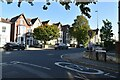 SZ6498 : Victoria Road South, Merton Rd junction by N Chadwick