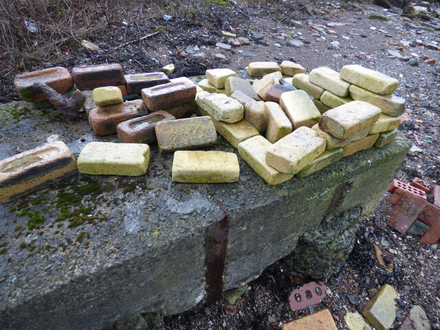 Old Bricks at Garvel Point