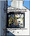 SD5276 : Sign for the Kings Arms, Burton-in-Kendal by JThomas