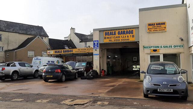 Beale Garage, Coleford