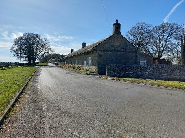 Cottages at Capheaton