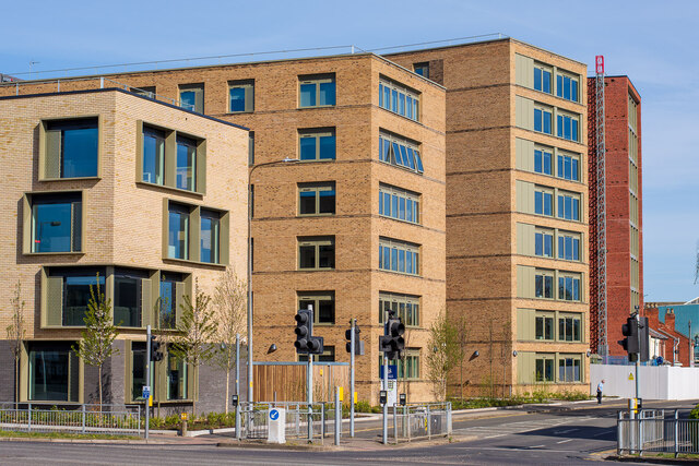 St Mark's Student Accommodation, Lincoln