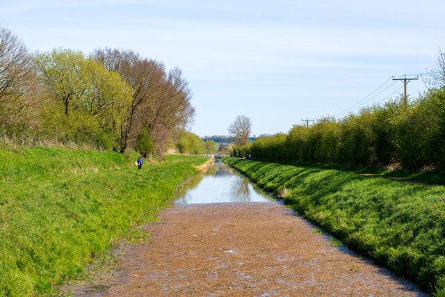 Main Drain, Swanpool, Lincoln