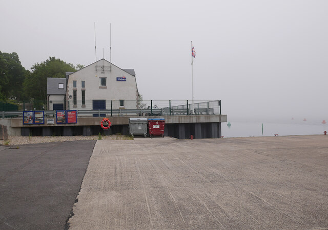 Loch Ness Lifeboat Station