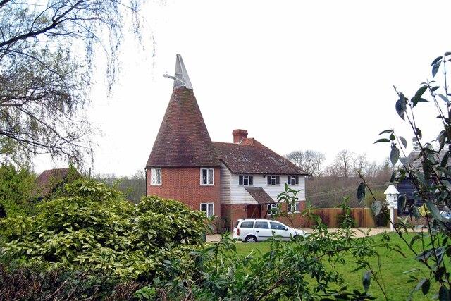 Yew Tree Oast, Slip Mill Lane, Hawkhurst