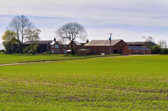Gorse Hall Farm