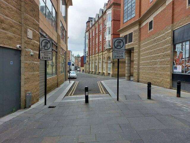 Low Friar Street, Newcastle upon Tyne
