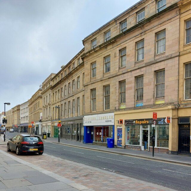 Clayton Street, Newcastle upon Tyne