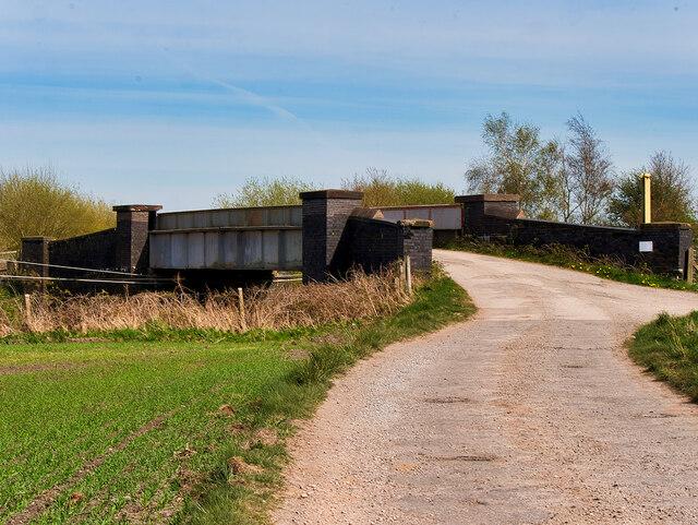 Smiths Moor Bridge at Standish