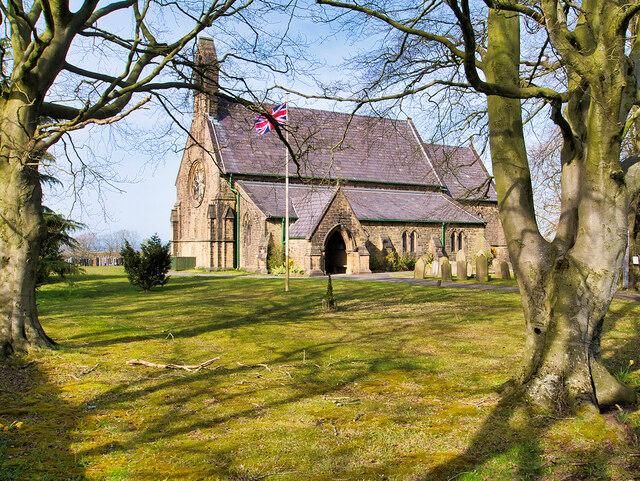 St James the Great Church, Wrightington