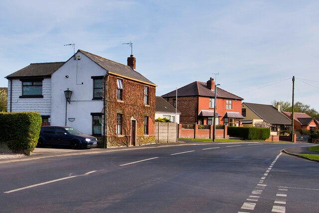 Wrightington Bar, Mossy Lea Road
