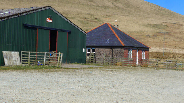 Buildings at Kirkhope
