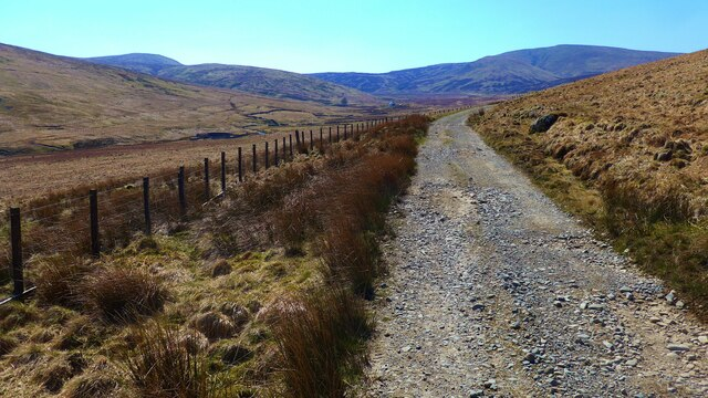 The track to Daerhead