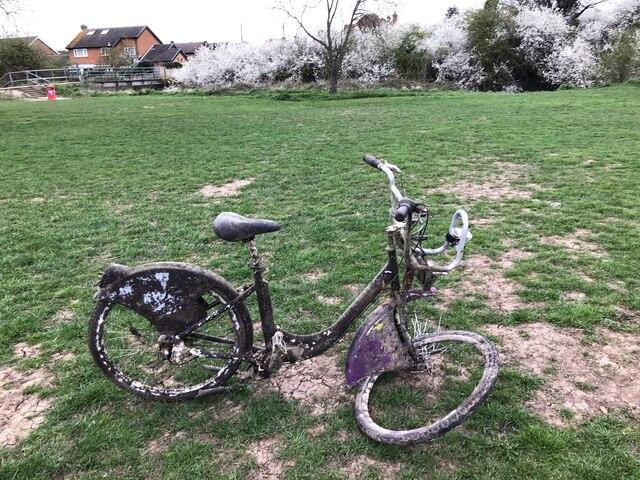 Abandoned bike