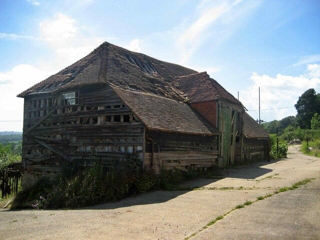 Barn at Squibs Farm