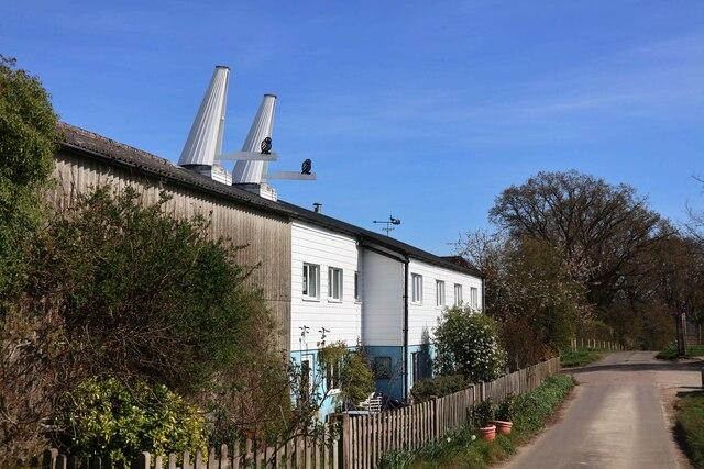 Oast House at Owl House Fruit Farm, Mount Pleasant Lane, Lamberhurst