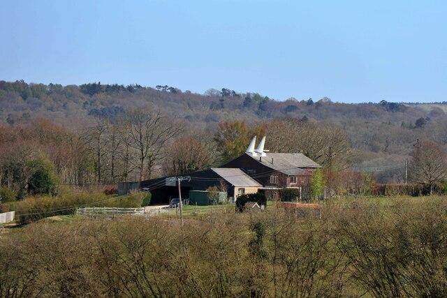 Barnfield Oast, Mount Pleasant, Lamberhurst