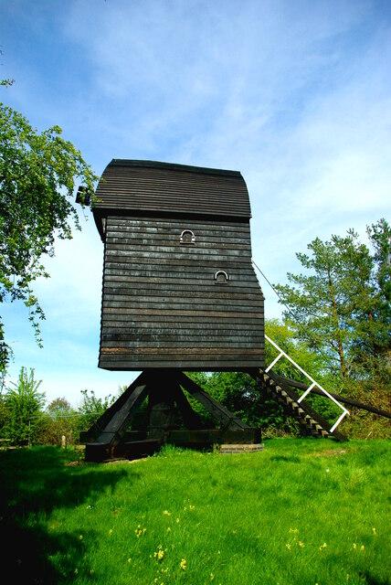 Great Gransden windmill