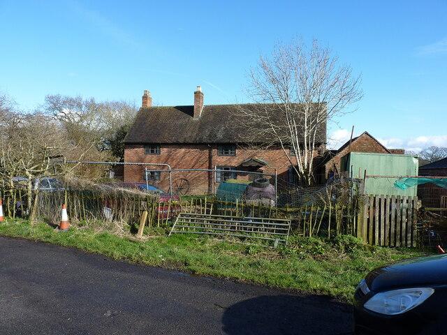 Goodrest Farmhouse