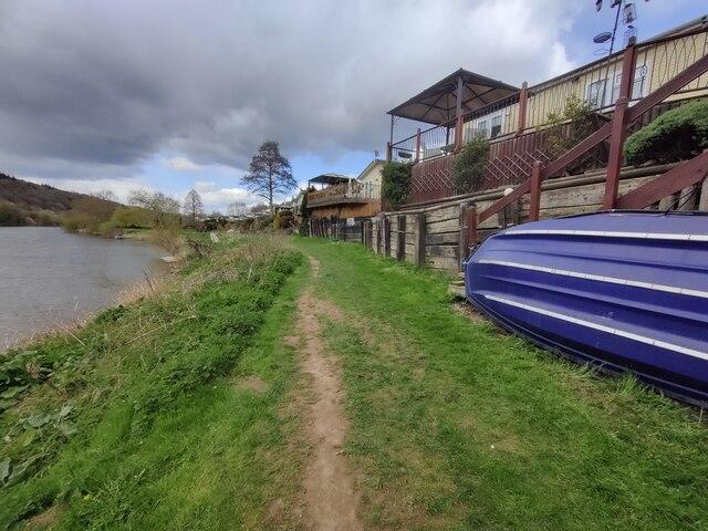Severn Way at Severn Bank Park