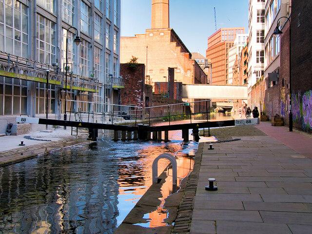 Rochdale Canal Lock #88