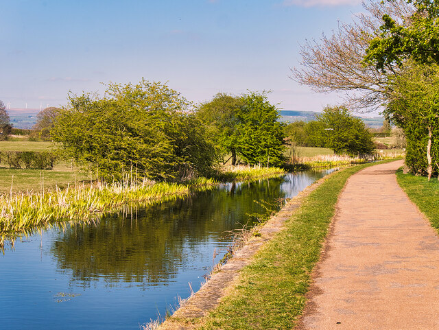 Manchester, Bolton and Bury Canal near Withins