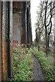 TQ5942 : Tunbridge Wells Circular Walk Link Path by Southborough Viaduct by N Chadwick
