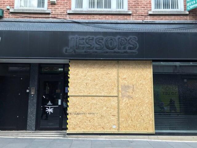 Nottingham Jessops is closed again