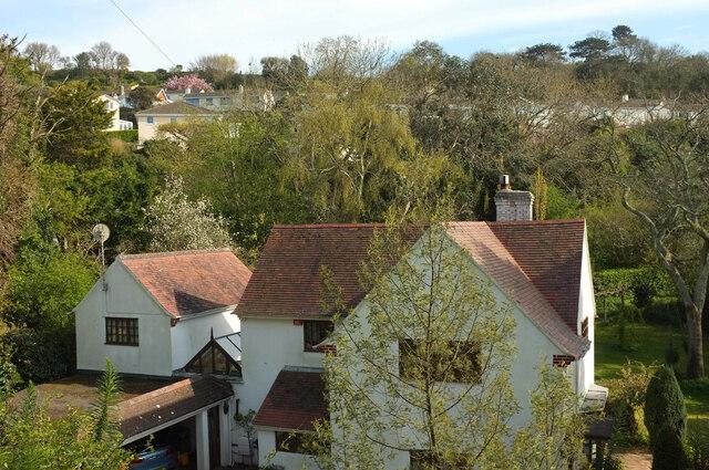 House on Ilsham Marine Drive