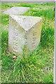 ST6067 : Old Boundary Marker on Whitchurch Lane, Bristol by J Dowding