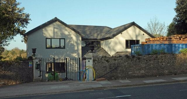 New house, Barton Road, Torquay
