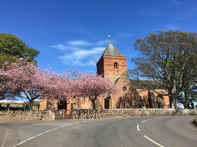 St Mary's Church Whitekirk