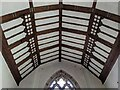 SO3883 : Ceiling inside St. Mary's church (Chancel | Hopesay) by Fabian Musto