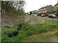 NS5072 : Ditch beside Craigs Avenue by Richard Sutcliffe