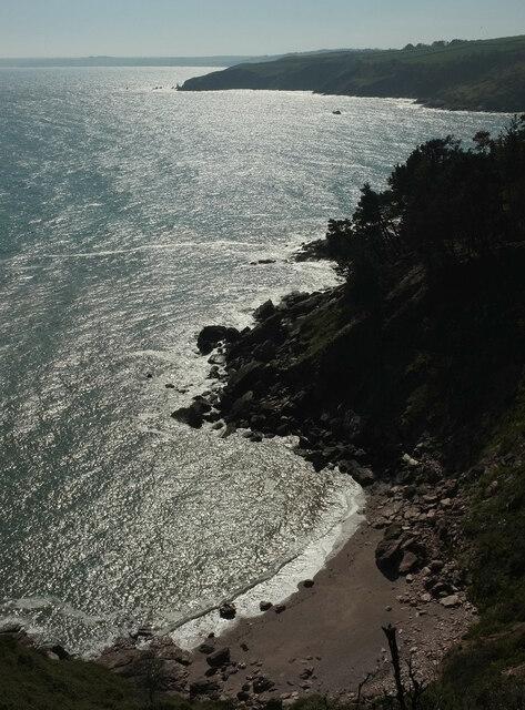 Coastline at Newfoundland Cove