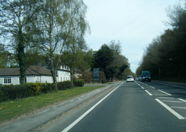 A64 at High Plumps