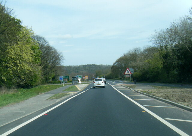 A64 near Welburn turn