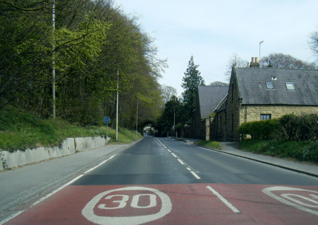 York Road entering Malton