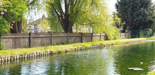 New River, London N13