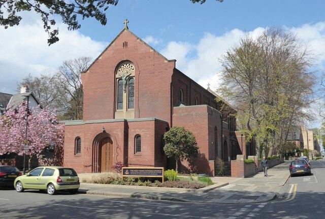 The Holy Name Catholic Church